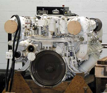 Used Marine Diesel Engines | Strike Marine Salvage Sales | Fort